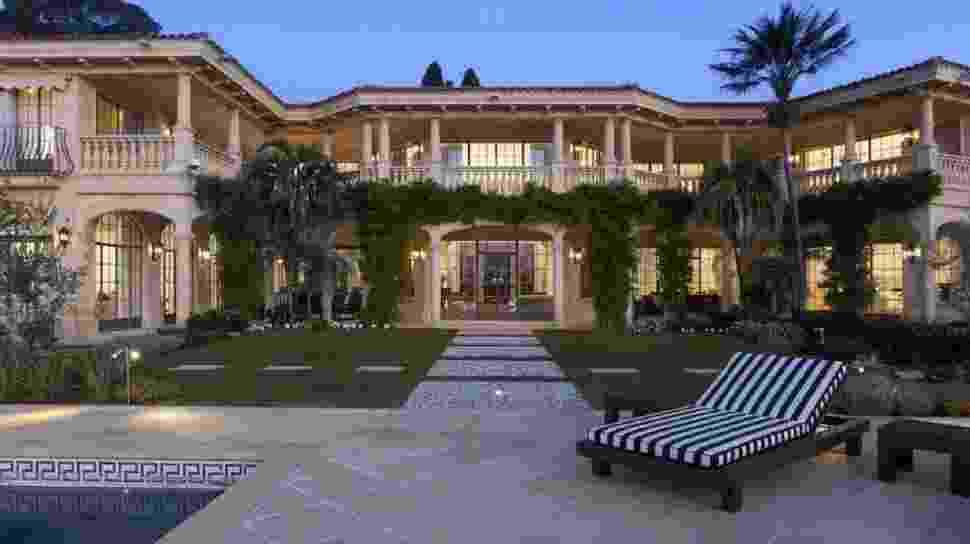 Mansão de R$ 154 milhões na Austrália, alugada por Harry e Meghan Markle - Reprodução/YouTube