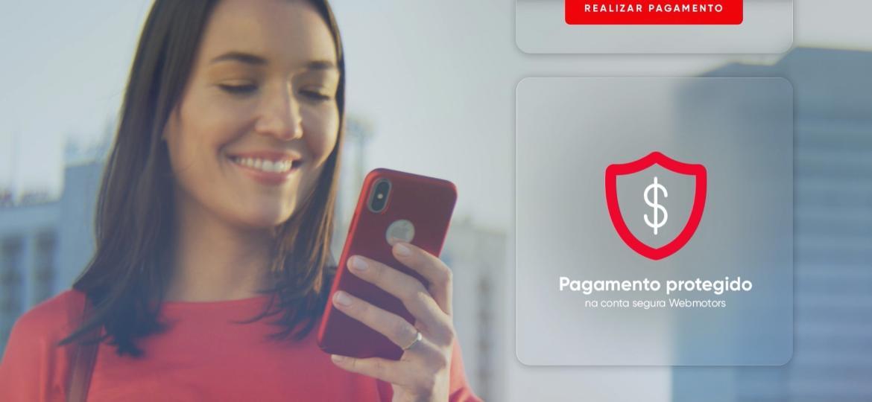 Além de anúncios, sites têm ferramentas para garantir a segurança da transação online - Divulgação