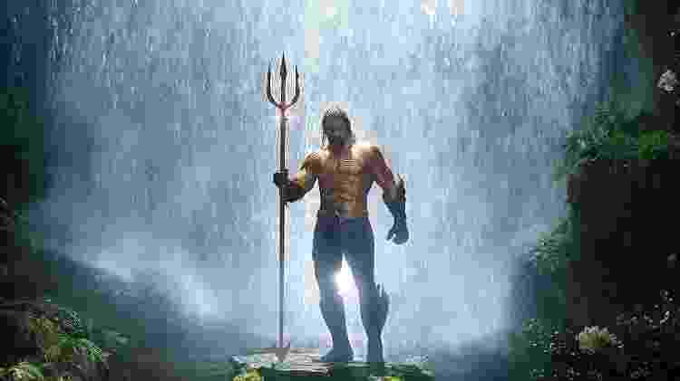 Aquaman - Divulgação - Divulgação