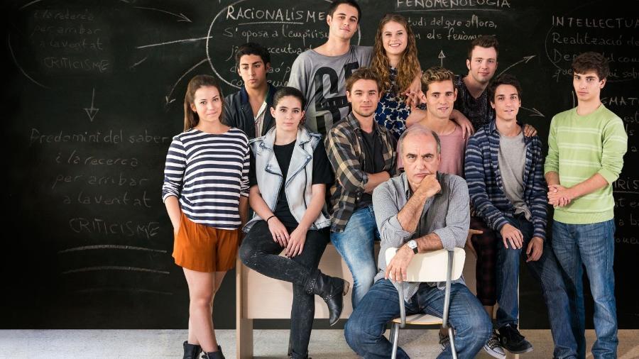 """""""Merlí"""", série catalã que faz sucesso na Netflix - Divulgação"""
