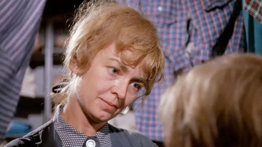 A atriz Diana Sowle no longa que a fez famosa - Reprodução