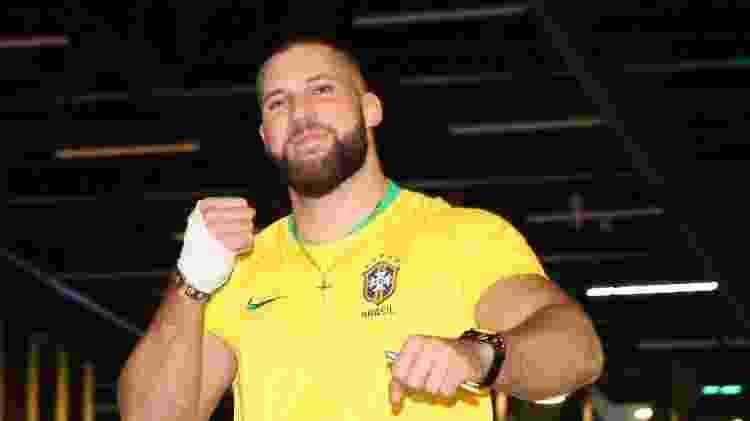 "Florian Munteanu, o Viktor Drago de ""Creed 2"" - Manuela Scarpa/Brazil News - Manuela Scarpa/Brazil News"