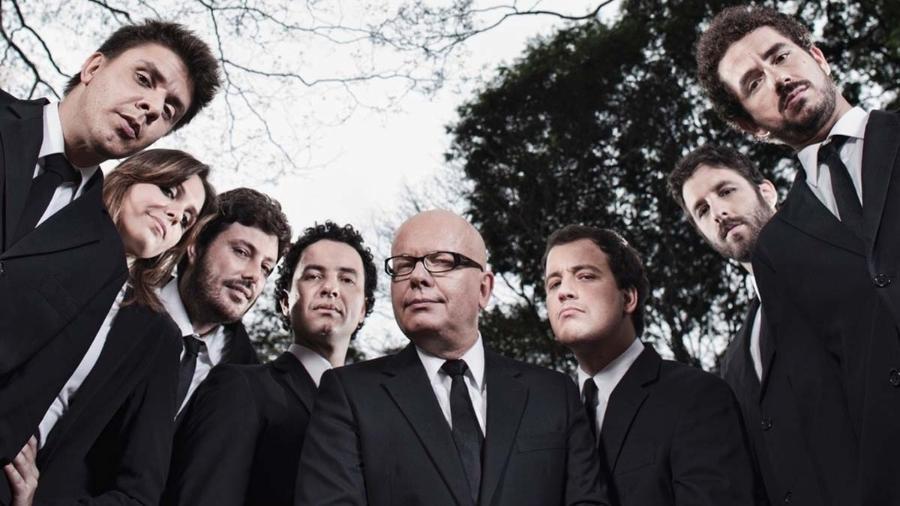 """O elenco do """"CQC"""", programa da Band extinto em 2015 - Divulgação/Band"""