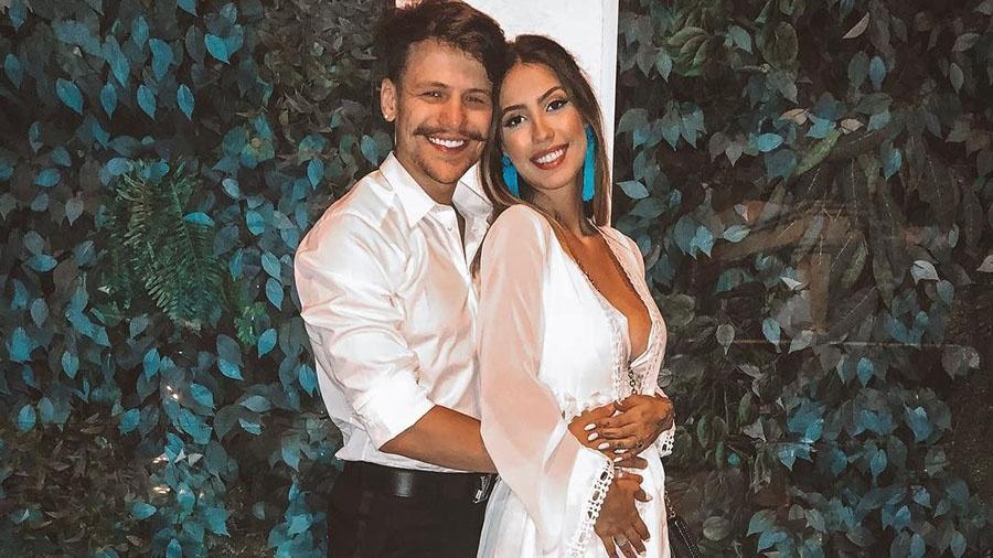 Saulo Poncio e Gabi Brandt se casam nesta sexta-feira (18) no Copacabana Palace - Reprodução/Instagram