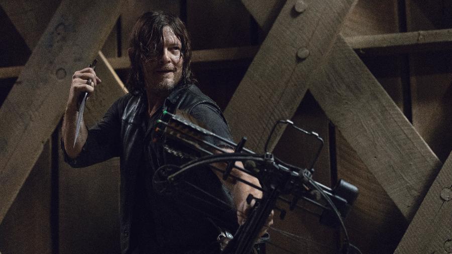 """Fotos oficiais da nona temporada de """"The Walking Dead"""" - Divulgação/FOX"""