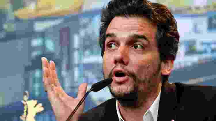 "Wagner Moura fala sobre ""Marighella"" no Festival de Berlim - John MACDOUGALL / AFP"