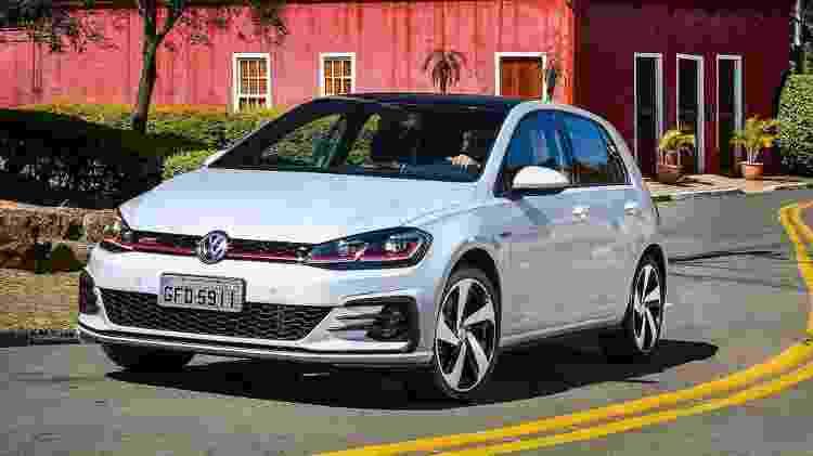 Volkswagen Golf - Divulgação - Divulgação