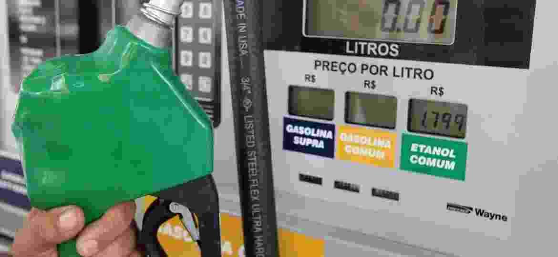 Biocombustível da cana-de-açúcar pode ser solução para o futuro -  DIORIO/ESTADÃO CONTEÚDO/AE