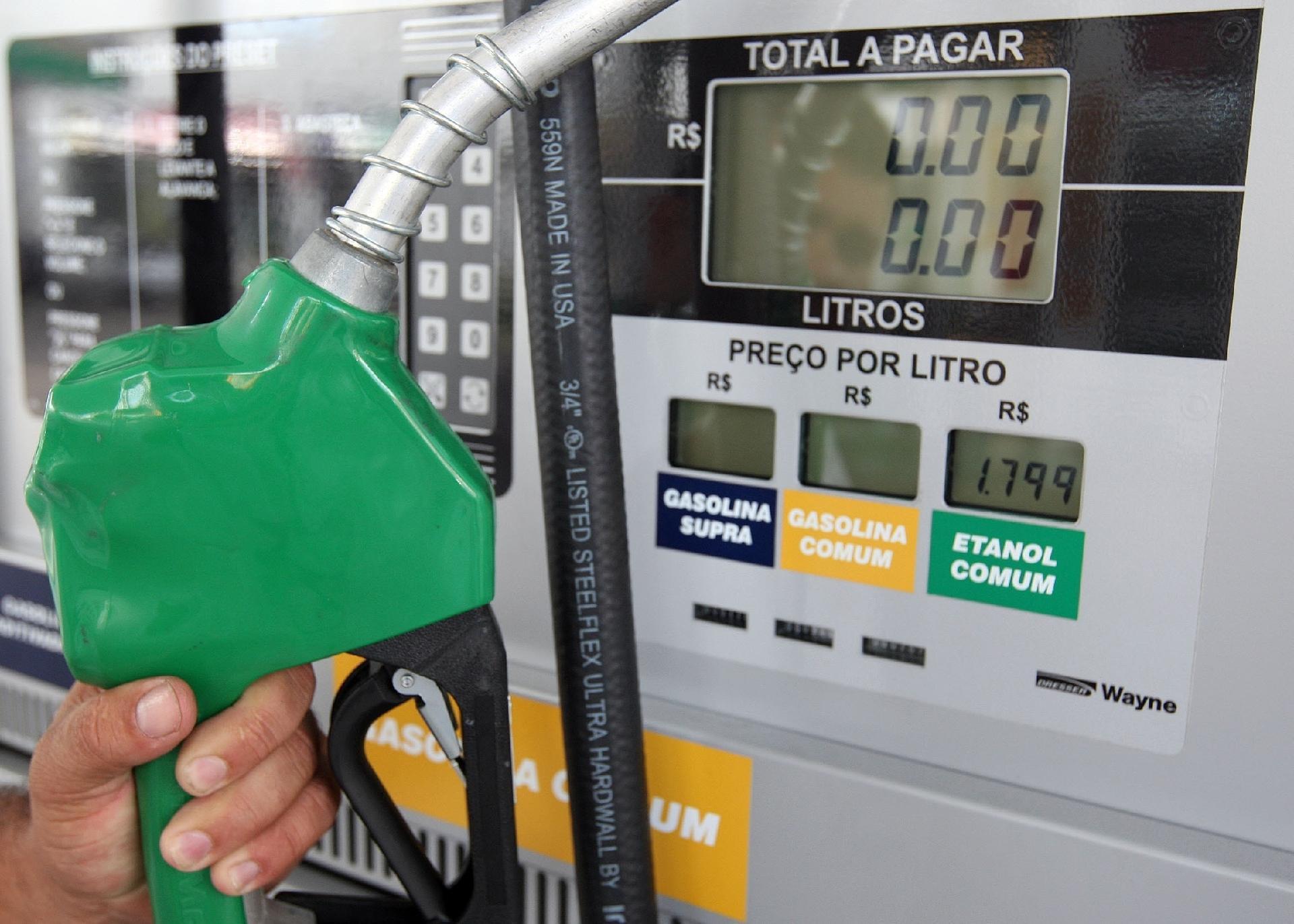 Preços médios de gasolina, diesel e etanol recuam nos postos nesta ...