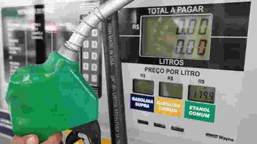 Justiça suspende aplicativo que vende combustível com entrega em casa -  DIORIO/ESTADÃO CONTEÚDO/AE