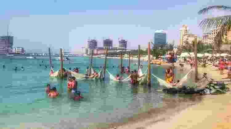 No verão, Dubai é tão quente que nem a praia refresca - Raquel Camargo/UOL