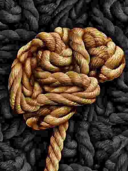 O AVC acontece quando vasos que levam sangue até o cérebro entopem ou se rompem