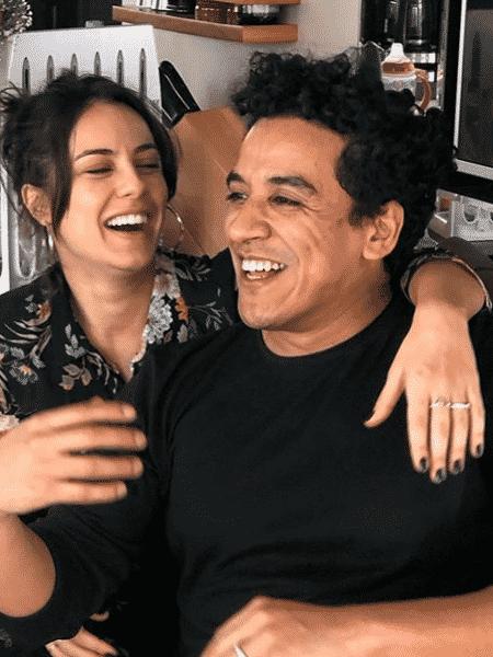 Andreia Horta assume casamento com ator Marco Gonçalves em post feito no Instagram - Reprodução/Instagram