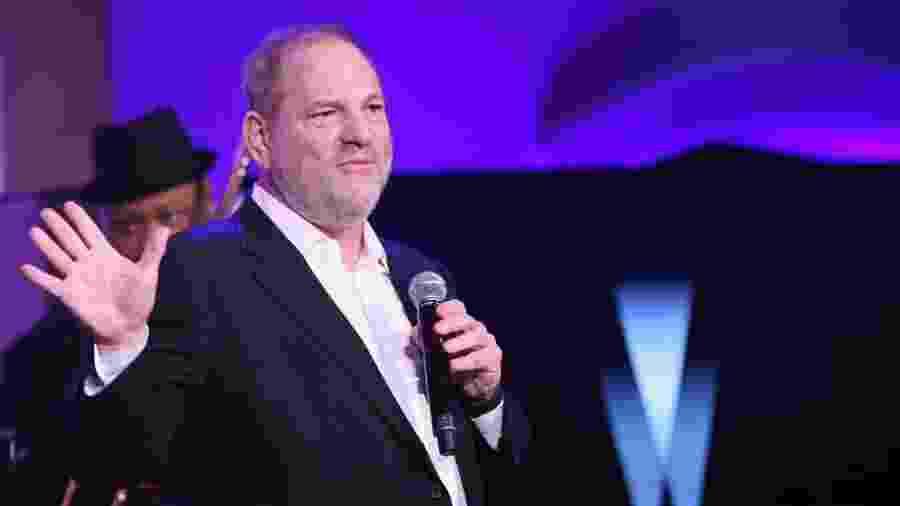 Harvey Weinstein foi durante décadas uma das figuras mais poderosas da indústria cinematográfica - Getty Images