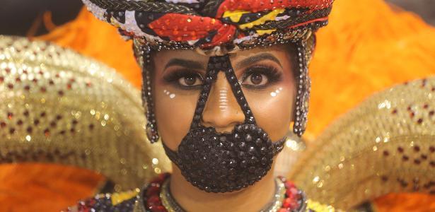 Carnaval de SP | Barroca Zona Sul brilha homenageando rainha quilombola