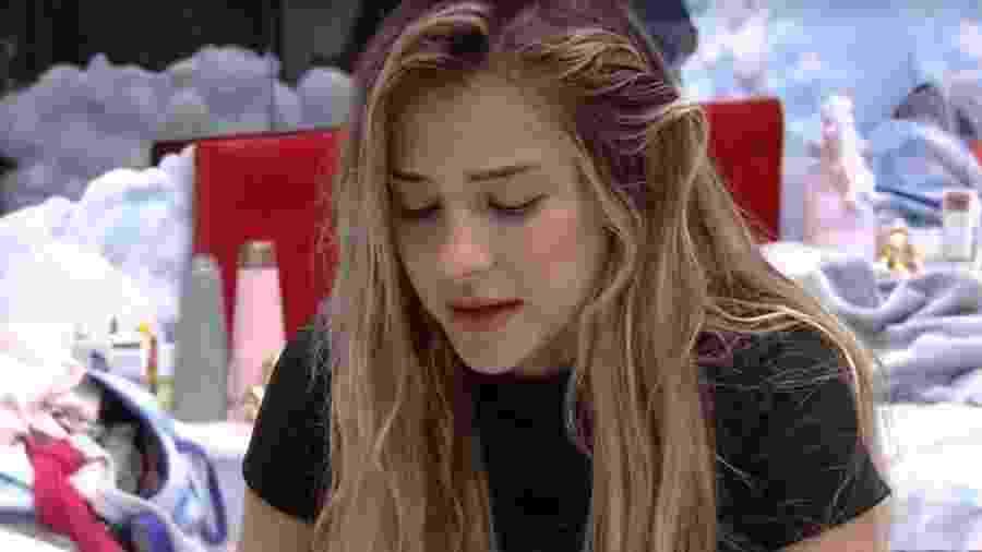 BBB 20:  Gabi fala sobre Guilherme e Bianca com Marcela - Reprodução/Globoplay