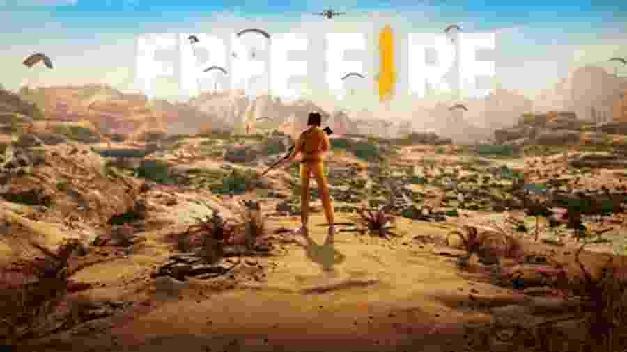 Nova personagem chega ao Free Fire em atualização do jogo - Divulgação