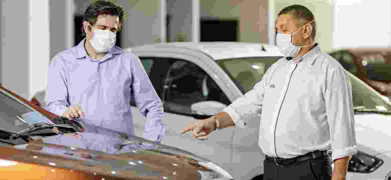Ford já fez cartilha para atendimento nas concessionárias em tempos de pandemia - Divulgação