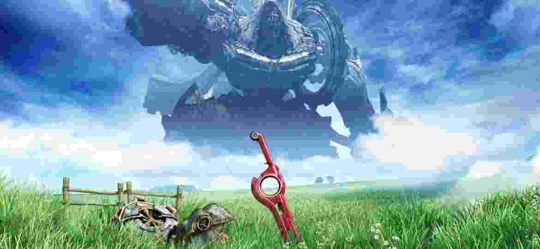 Xenoblade Chronicles Definitive Edition é remake do game lançado para Wii há dez anos - Divulgação/Nintendo