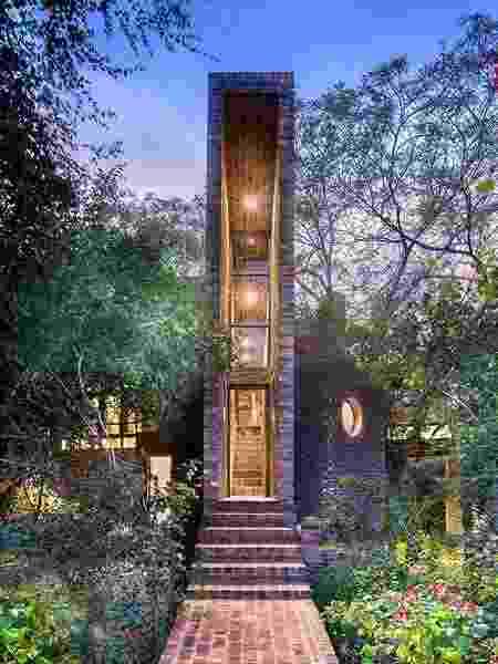 The House of The Big Arch - Reprodução/Archello - Reprodução/Archello