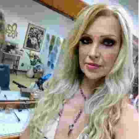 """A empresária Bianca Biancardi, 52: """"Por que não uma prefeita trans?"""" - Arquivo pessoal"""