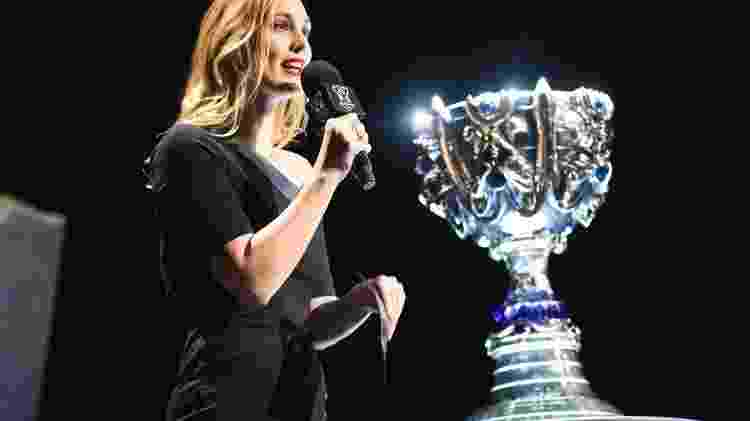"""Eefje """"Sjokz"""" Depoortere - Colin Young-Wolff/Riot Games, Inc. - Colin Young-Wolff/Riot Games, Inc."""