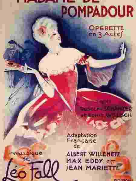 Madame de Pompadour era tão famosa que inspirou até uma opereta - Getty Images - Getty Images