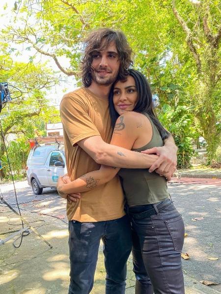 BBB21: Cleo agita mutirão para imunizar o irmão, Fiuk - Reprodução/Instagram