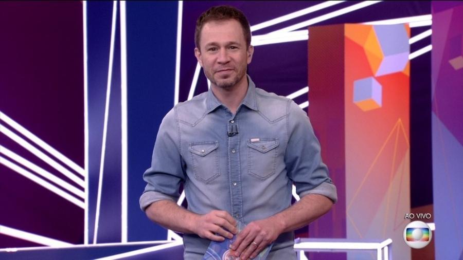 BBB 21: Tiago Leifert no programa do dia 26/01 - Reprodução/Globoplay