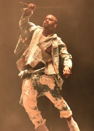 Kanye West cria contrato com multa milionária para manter a privacidade - OLI SCARFF/AFP