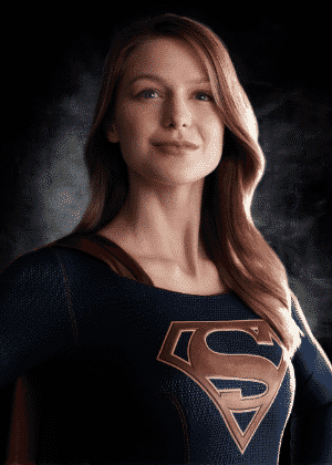 A Supergirl encontrará o Super-Homem nas telinhas - Divulgação