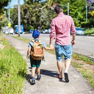 Pais são fundamentais no processo de transição dos filhos - Getty Images