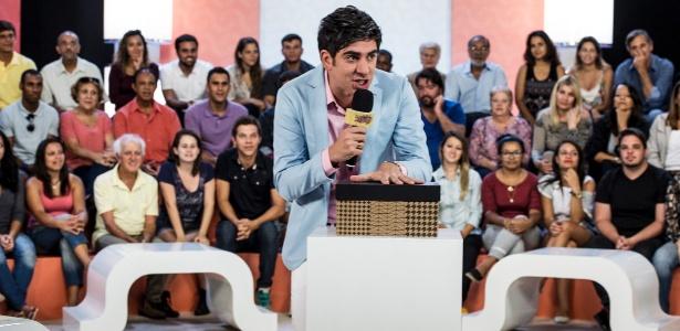 "Marcelo Adnet satiriza programa de João Kleber no ""Tá no Ar"", da Globo - Caiuá Franco/TV Globo"