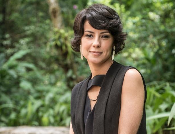 """A atriz Andreia Horta é Joaquina, protagonista de """"Liberdade, Liberdade"""" - João Cotta/TV Globo"""