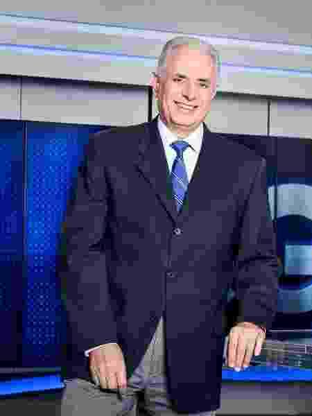 William Waack deixou a Globo no fim de 2017 - Divulgação