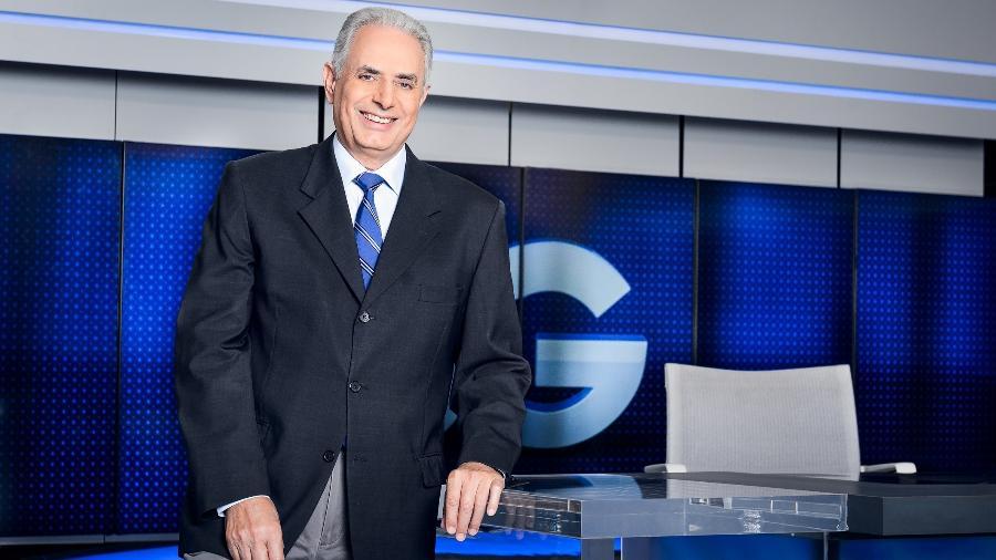 William Waack teve seu contrato com a Globo rescindido  - Divulgação