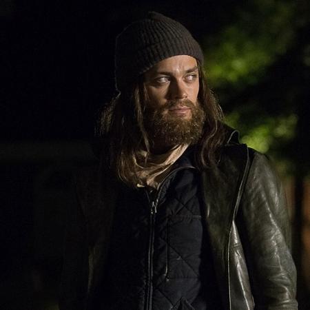 """Tom Payne vive Jesus em """"The Walking Dead"""" - Divulgação/AMC"""