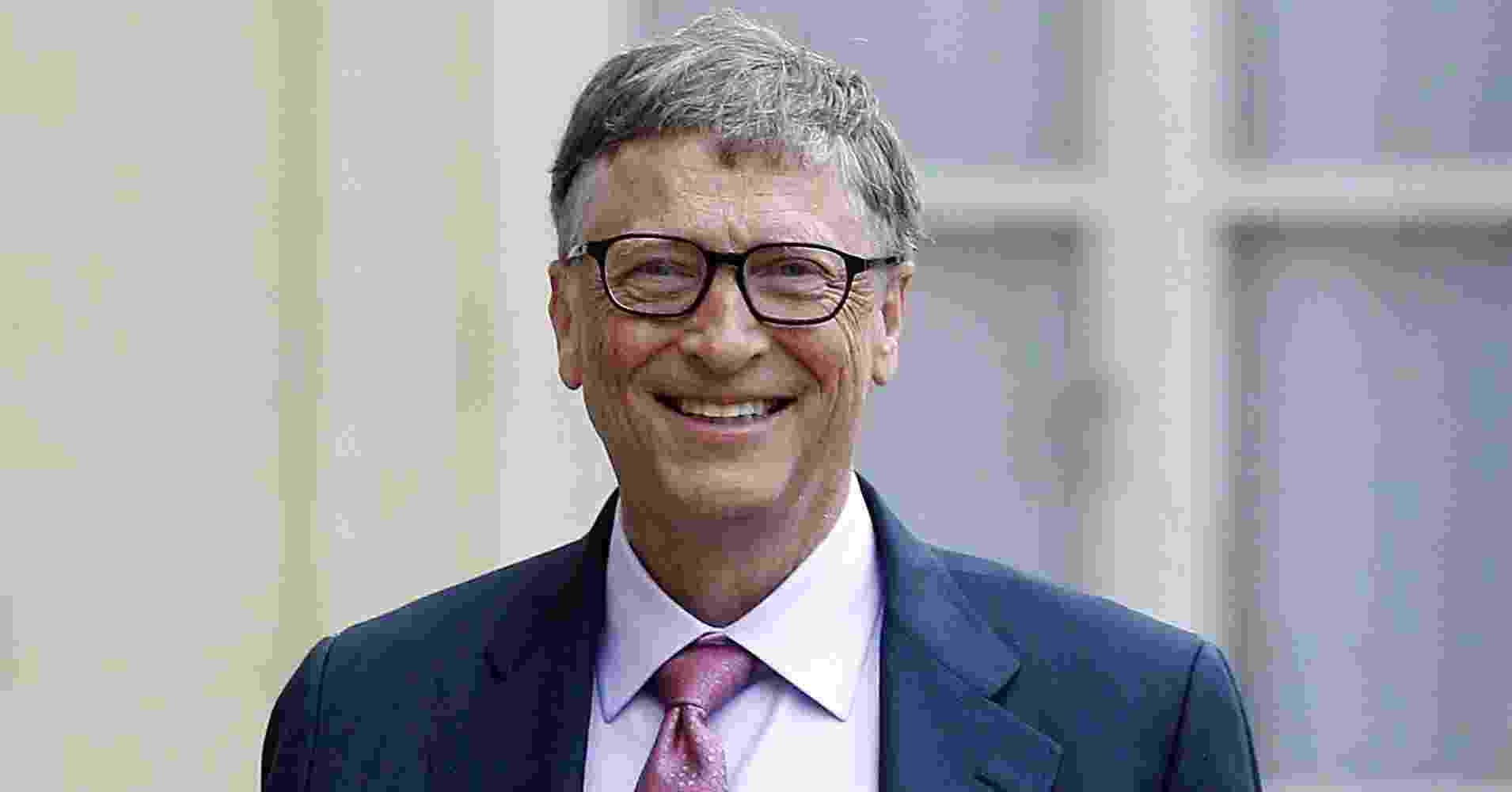 Bill Gates - Chesnot/Gettty Images
