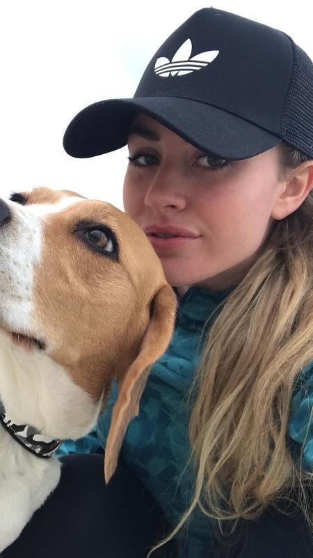 Chloe Ayling foi mantida em cativeiro durante seis dias - Reprodução/Instagram/ChloeAyling