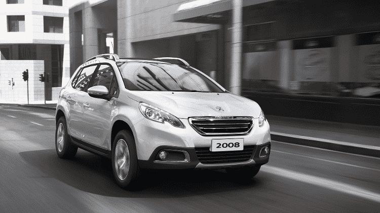 Peugeot 2008 AT6 - Divulgação - Divulgação