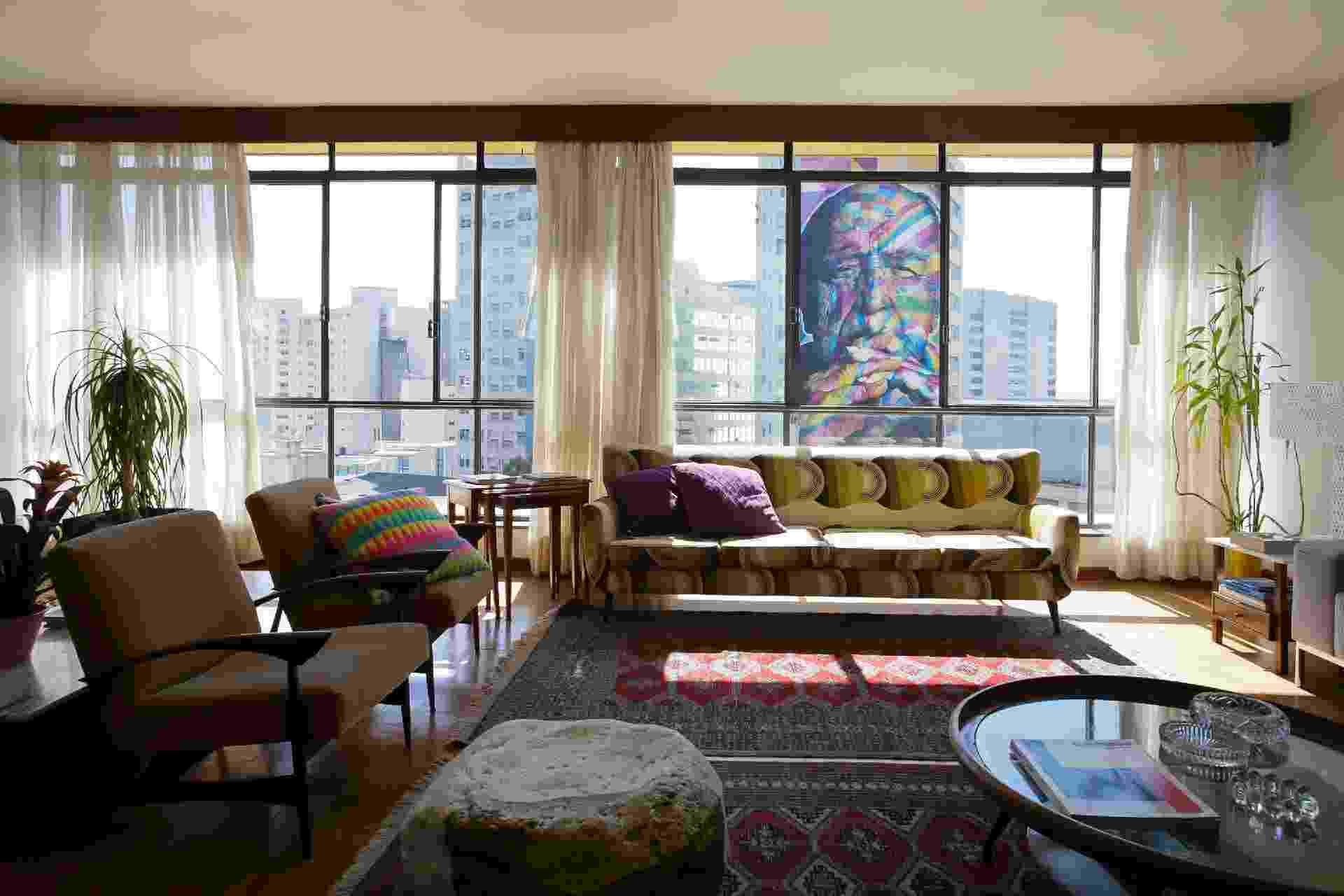 Apartamento Mila Strauss - Ali Karakas/ Divulgação