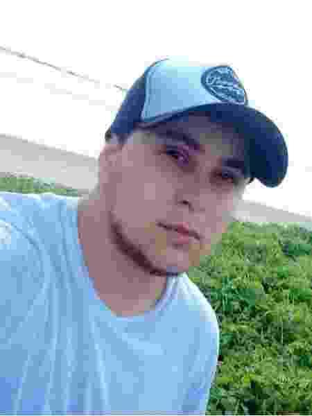 Cristian Lima - Arquivo pessoal - Arquivo pessoal