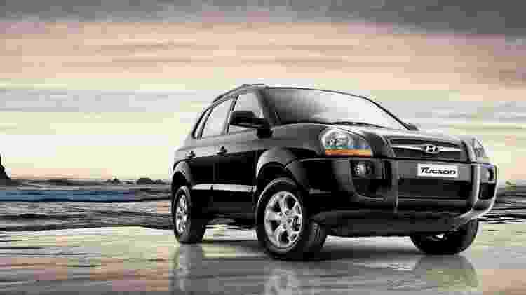 Hyundai Tucson seminovo - Divulgação - Divulgação