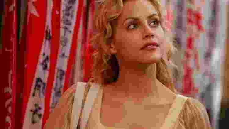 """Brittany Murphy em cena de """"O Sabor de uma Paixão"""" (2008) - Divulgação - Divulgação"""