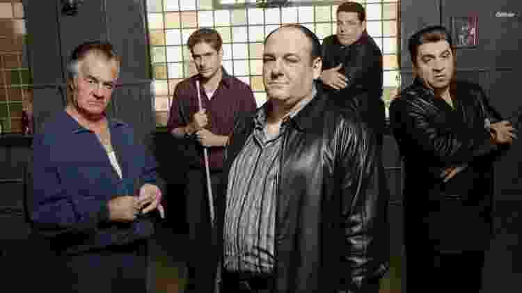 """Imagem da série """"Família Soprano"""" - Reprodução - Reprodução"""