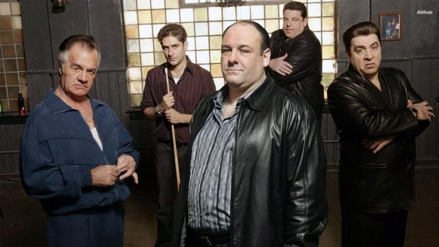 """Imagem da série """"Família Soprano"""" - Reprodução"""