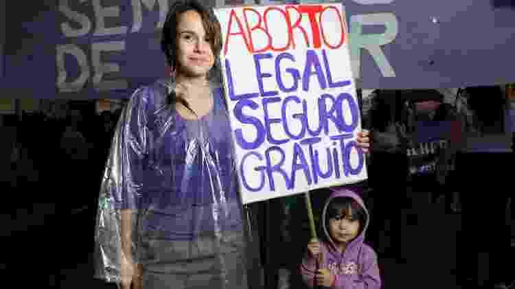 Shirlei Lopes, 33, autônoma  - Gabriela Dibella/ UOL - Gabriela Dibella/ UOL