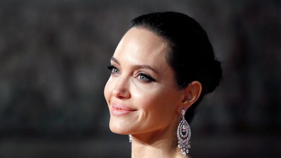 Angelina Jolie é apontada como uma das celebridades que usa o PRP - Getty Images