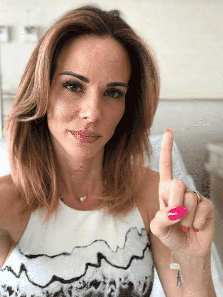 Ana Furtado - Reprodução/Instagram