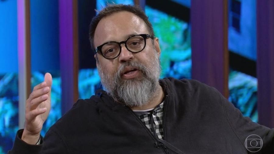 """Marcelo Yuka no """"Conversa com Bial"""" - Reprodução/Globoplay"""